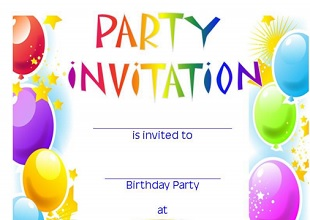 Free Invitation Flyer 28