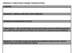 Investment Proposal Template 08