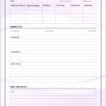 5 Free Meeting Agenda Templates