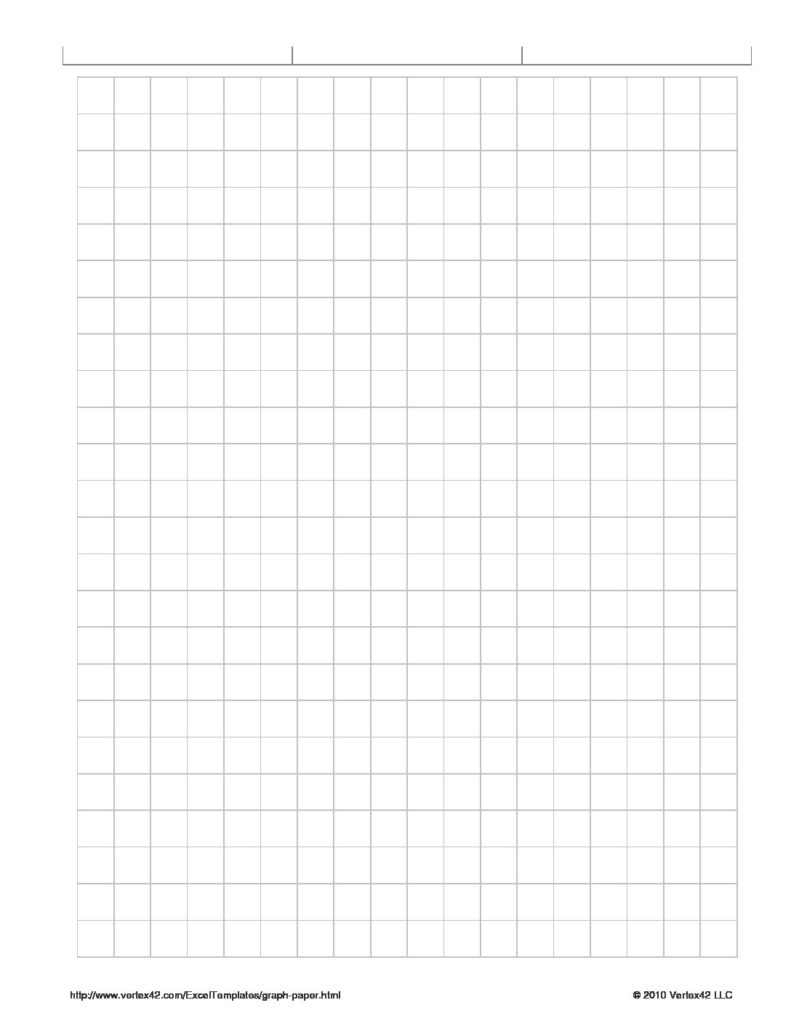 graph paper template 01