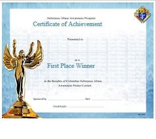 School certificate Template 09jpg