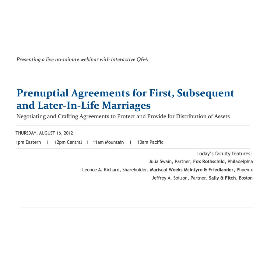 Prenuptial Agreement Template 05